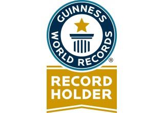 Guinness World Record Holder - logo