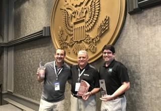Tow Times award recipients