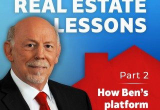 Free Podcast - Ben Caballero: Real Estate Lessons Part 2: How Ben's Platform Works