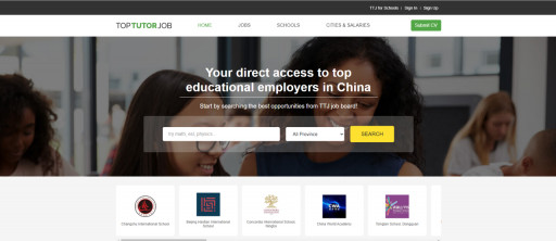TopTutorJob Launches to Connect Teaching Job Seekers With Legitimate Schools