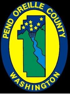 Pend Oreille County Seal