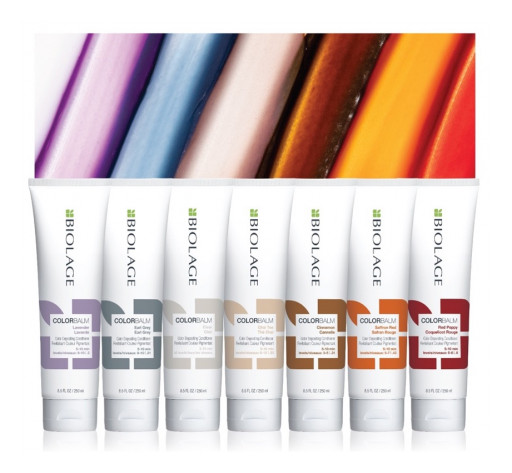 Enhance Color & Condition Hair in 5 Minutes With New Biolage ColorBalm