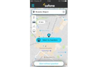 Safone App Screenshot