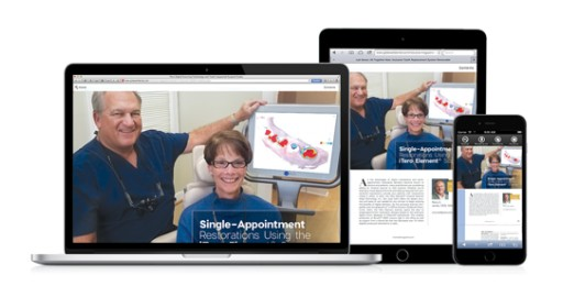 Glidewell Dental Introduces Innovative Technology for Dentists in the New Edition of Chairside® Magazine