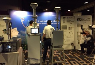 AWMA Exhibition in New Orleans