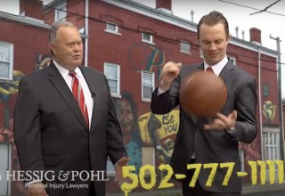 Attorneys Rick Hessig and Martin Pohl of Hessig & Pohl