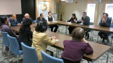 International Religious Freedom Day round table at the Church of Scientology Tokyo