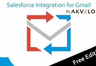 Salesforce Integration for Gmail Free Edition