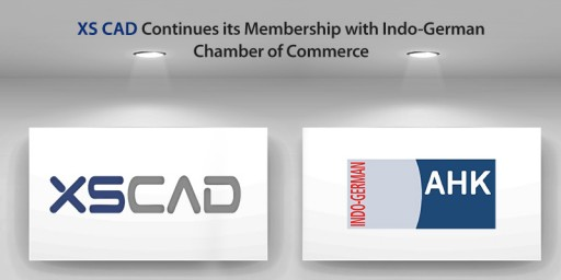 XS CAD Renews Indo-German Chamber of Commerce Membership