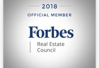 Forbes Real Estate Council Member - Expert Panelist