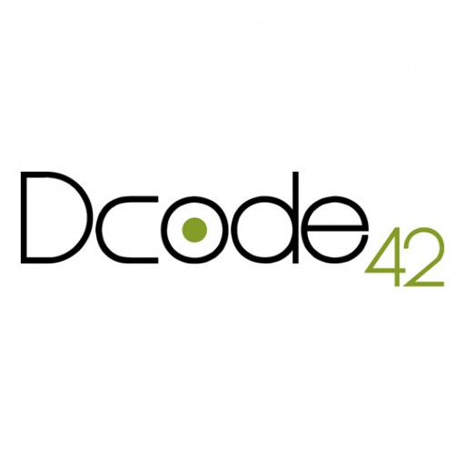 Dcode42 Accelerator Opens Applications for Fall '16 Cohort: Seeking Innovative Tools in Big Data & Analytics
