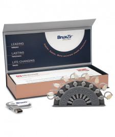 World's First Shade Guide for BruxZir® Zirconia Dental Restorations