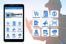 """Granite Group """"My Granite Access"""" Mobile App"""