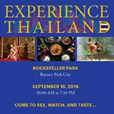 Experience Thailand 2018