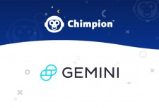 Chimpion and Gemini Logos