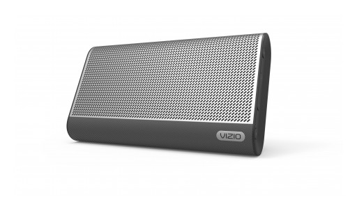 VIZIO Expands Crave Audio Collection With Addition of VIZIO SmartCast Crave GoTM Multi-Room Wireless Speaker