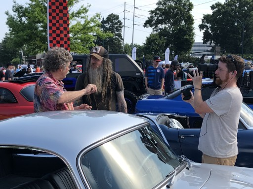 The Urban Outlaw Magnus Walker Featured on 'Caffeine and Octane' TV Show