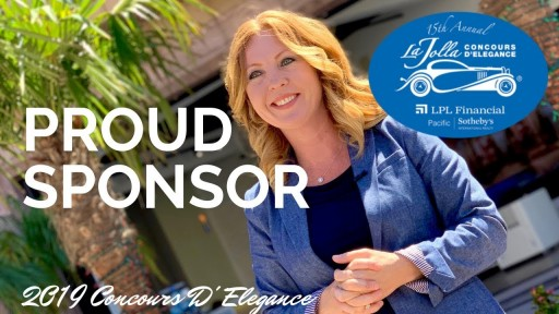 Amber Anderson of Pacific Sotheby's International Realty Sponsors 15th Annual La Jolla Concours d'Elegance