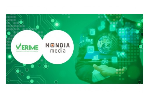 VeriME Partners With Mondia Media to Provide Blockchain Based Payment Authentication for Direct Carrier Billing Products