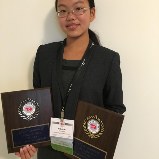 Ms. Athene Yu Named FLEX College Prep Young Scholar