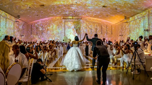 The Temple House Hosts One-of-a-Kind Wedding Reception for Tampa Bay Buccaneers' Lavonte David