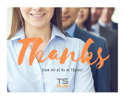 TSplus Kicks Off a Campaign to Gather Customer Feedback