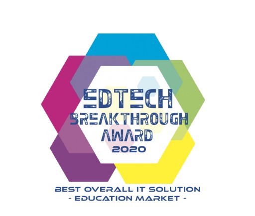 ManagedMethods Named 'Best Overall IT Solution for the Education Market' for 2nd Consecutive Year in Annual EdTech Breakthrough Awards Program