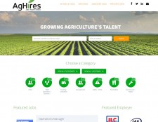 AgHires.com Screenshot