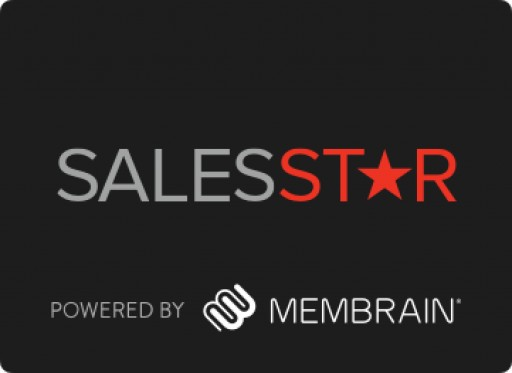 Membrain and SalesStar Announce Co-Designed Sales Enablement CRM With Integrated E-Learning