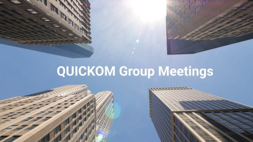QUICKOM Group Meetings