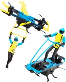 Stunt Riders Paraglider Mini Drone