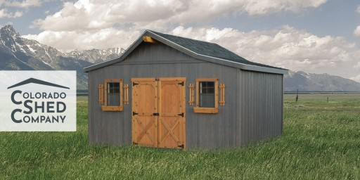 Innovative Structures Rebrands to Colorado Shed Company