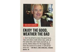 InStore Magazine's feature of Jon Walp