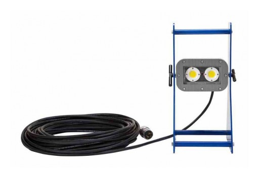 Larson Electronics Releases Portable 40W Explosion Proof AC LED Floodlight, 40W, ATEX/IECEX & CID2
