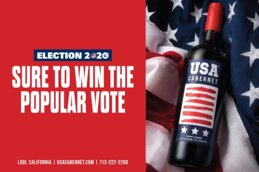 Celebrate the End of Election Season with USA CABERNET