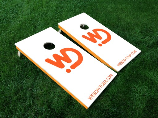 Announcing: The Web Daytona Cornhole Challenge