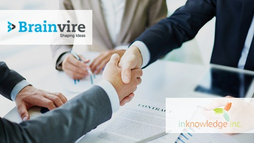 Brainvire Inc. Wins Exclusive Rights of Mentis Software Developed by Inknowledge Inc.