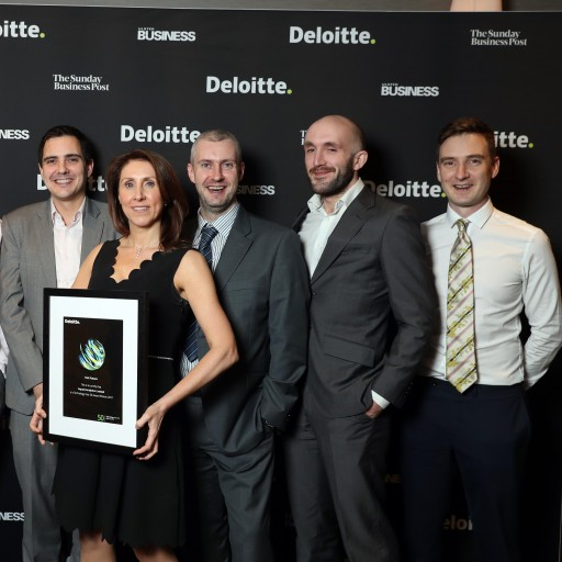 AquaQ Analytics Limited Ranked in Deloitte Technology Fast 50 2017
