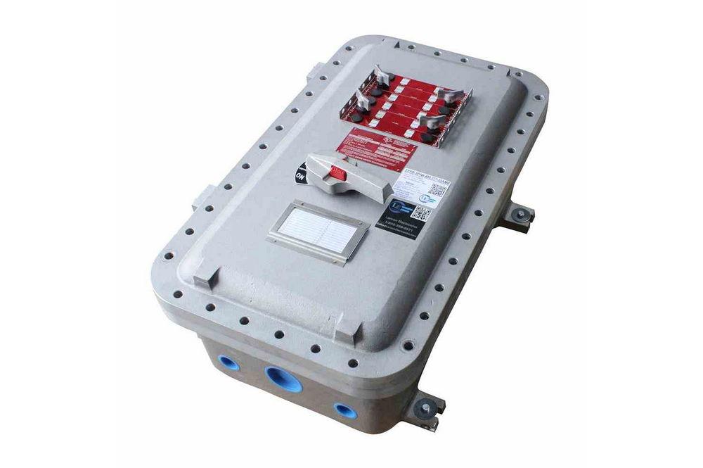Marvelous Larson Electronics Releases Explosion Proof Lighting Panelboard 200 Wiring Database Cominyuccorg
