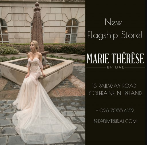 Naama & Anat Haute Couture Announce Marie Therese Bridal as First UK Flagship Store