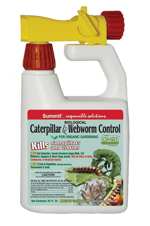 Control Sod Webworms Organically Without Using Harsh Chemicals
