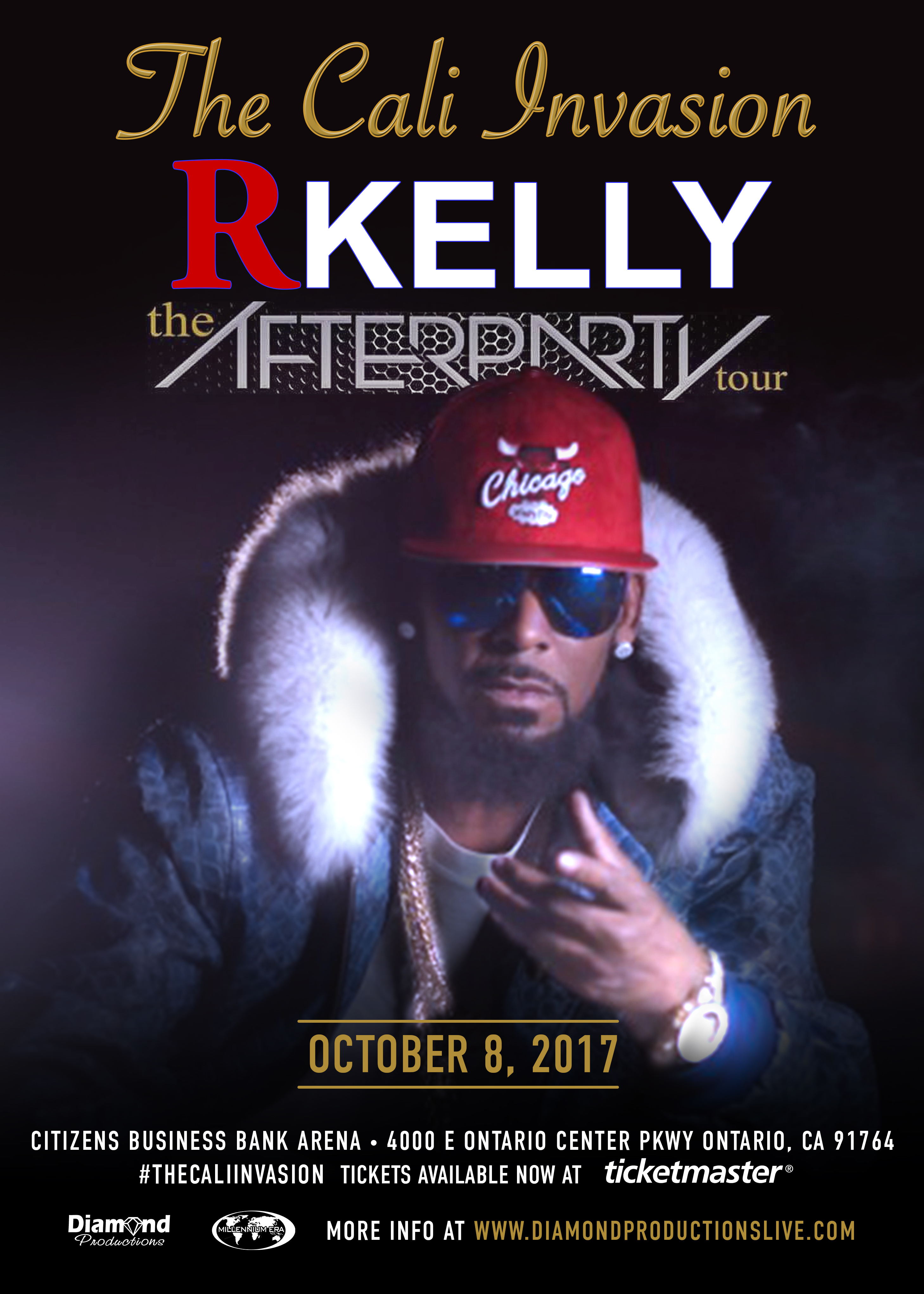R Kelly S The After Party Tour Is Coming To Ontario California