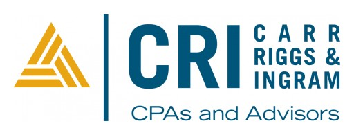 Carr, Riggs & Ingram (CRI) Partner Byron Shinn is Appointed to the AICPA Tax Practice and Procedures Committee (TPPC)