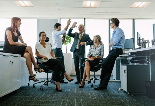 Should Everyone Be Sitting or Standing at the Workplace? FEBC Asks, Why Not Both?