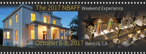 Got Movies? Submit Entries for 2nd Annual North Bay Art & Film Festival October 6-8, 2017 at Carter's Biz Cafe in Benicia, CA.
