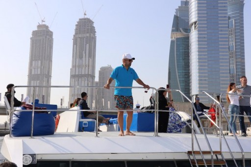 Dhow Cruise Will Now Take You to the Dubai Canal