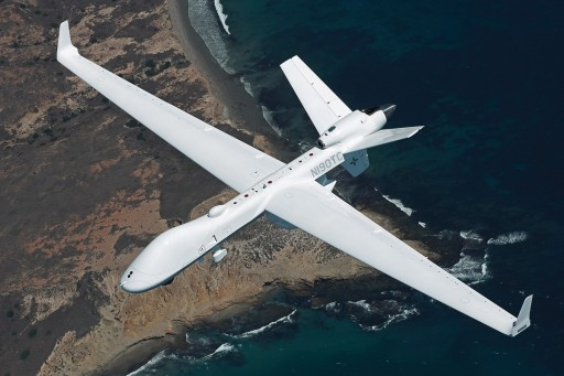GA-ASI Kicks Off SeaGuardian® Validation Flights in Japan