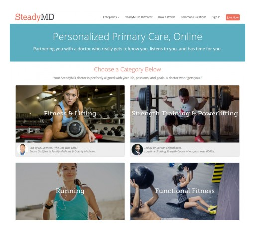 SteadyMD Closes $2.5M in Financing to Fuel Growth