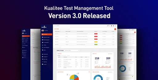 Kualitee Test Management Tool Version 3.0 Released