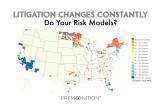 Litigation Risk Heat Map